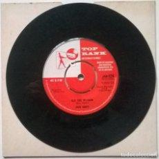 Discos de vinilo: JACK SCOTT. PATSY/ OLD TIME RELIGION. TOP RANK, UK 1960 SINGLE. Lote 254097115
