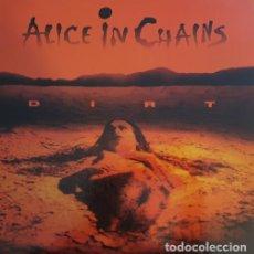 Discos de vinilo: LP ALICE IN CHAINS - DIRT - COLUMBIA 472330 1 - REEDICION - NUEVO !!!*. Lote 254097680
