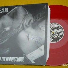 Discos de vinilo: LP THE A-10 - MASSIVE AT THE BLIND SCHOOL - ARRESTO CARDIACO AC 001 (EX-/EX)Ç. Lote 254109785