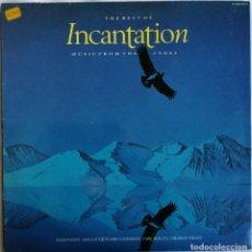 Discos de vinilo: INCANTATION, THE BEST OF INCANTATION, BEGGARS BANQUET CODA 19. Lote 254122925