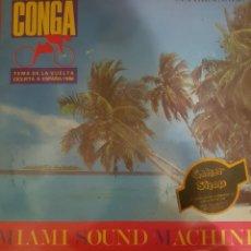 Discos de vinilo: VINILO MIAMI SOUND MACHINE. Lote 254131595