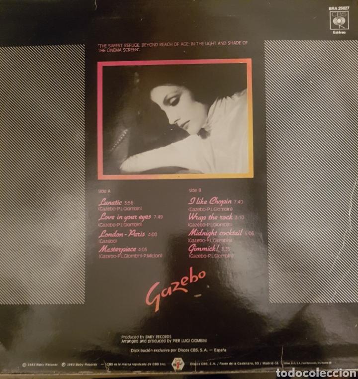 Discos de vinilo: Vinilo Gazebo - Foto 2 - 254131850