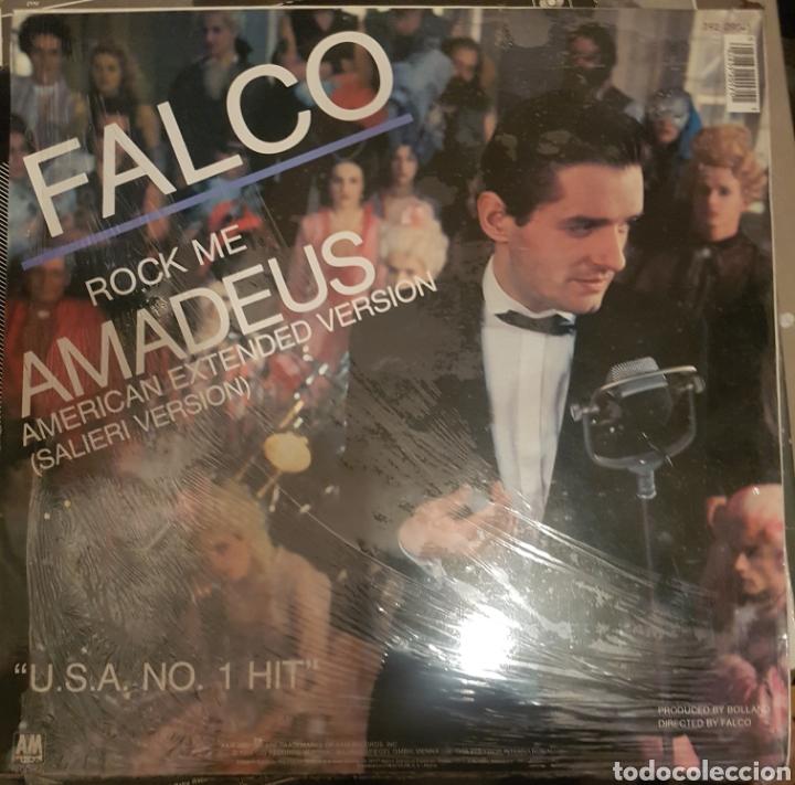 VINILO FALCO (Música - Discos de Vinilo - Maxi Singles - Rock & Roll)