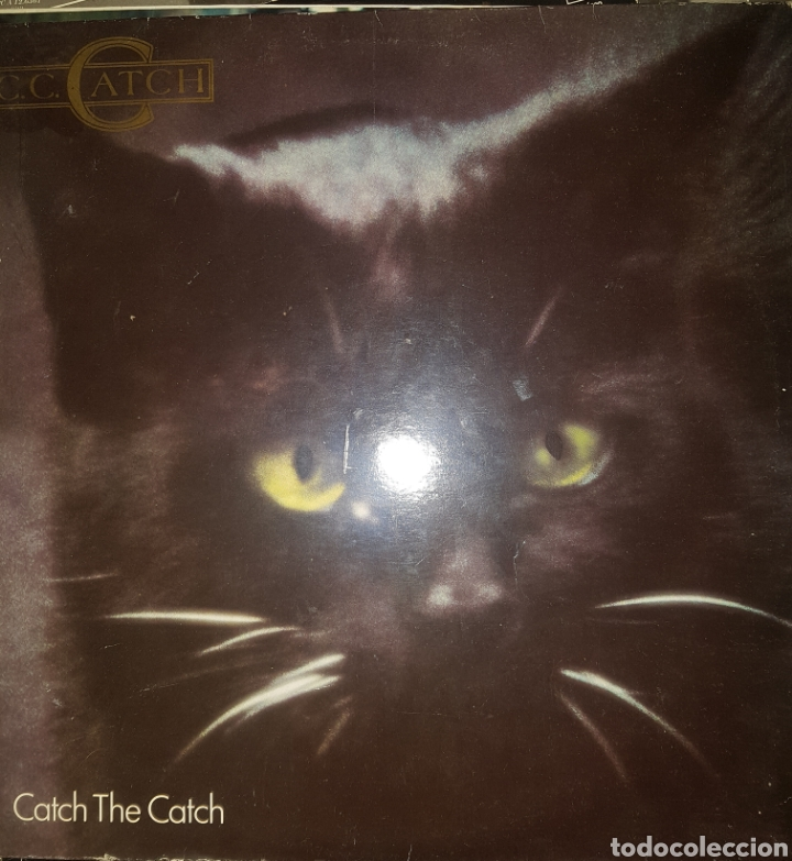 VINILO CATCH THE CATCH (Música - Discos de Vinilo - Maxi Singles - Rock & Roll)