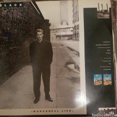 Discos de vinilo: VINILO BLACK, WONDERFULL LIFE. Lote 254133220