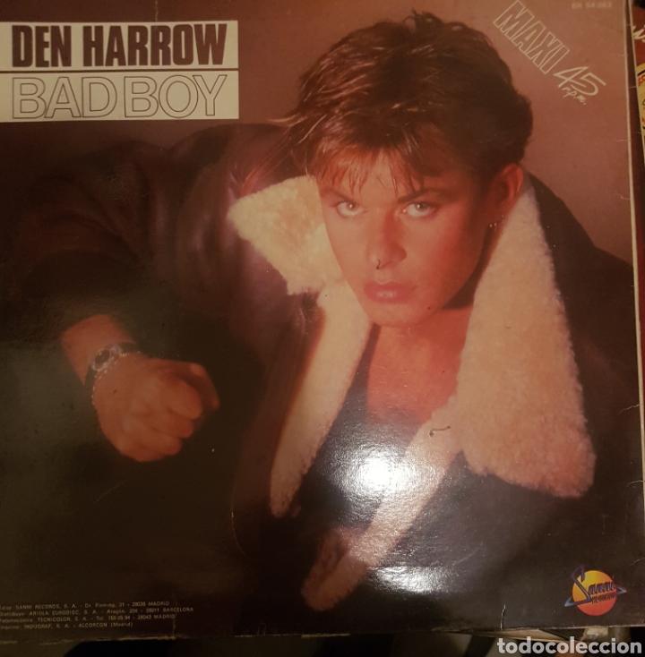 VINILO DEN HARROW, BAD BOY (Música - Discos de Vinilo - Maxi Singles - Rock & Roll)
