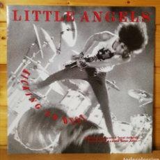 Discos de vinilo: 12 MAXI IMPORT , LITTLE ANGELS , KICKING UP DUST. Lote 254139185