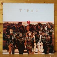 Discos de vinilo: LP ALBUM , T'PAU , RAGE , IMPORT.1988. Lote 254139705