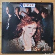 Discos de vinilo: LP ALBUM , T'PAU , IMPORT.1987. Lote 254139935