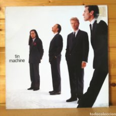 Disques de vinyle: LP ALBUM , TIN MACHINE (BOWIE) , IMPORT.1989. Lote 254144850
