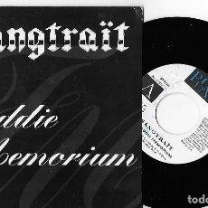 "Discos de vinilo: SANGTRAIT 7"" SPAIN 45 FREDDIE MEMORIUM 1993 SINGLE VINILO HARD ROCK HEAVY METAL EN CATALÀ PROMO MIRA. Lote 254146840"