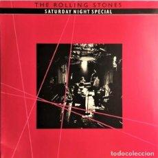 Discos de vinilo: THE ROLLING STONES – SATURDAY NIGHT SPECIAL. Lote 254153365