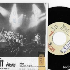 "Discos de vinilo: SANGTRAIT 7"" SPAIN 45 ESTONES 1990 SINGLE VINILO HARD ROCK HEAVY METAL EN CATALÀ PROMOCIONAL 1 CARA. Lote 254154325"