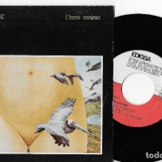 "Discos de vinilo: SUCK ELECTRÒNIC 7"" SPAIN 45 L´HOME REANIMAT +PELIKON RAP 1982 SINGLE VINILO POP ROCK SOUL FUNK DISCO. Lote 254161885"