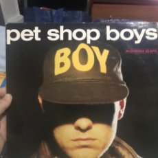 Discos de vinilo: PET SHOP BOYS . LOVE COMES QUICKLY M/S 45 RPM 1986. Lote 254166625
