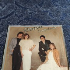Disques de vinyle: SINGLE VINILO EUROVISION - BRAVO - LADY LADY. Lote 254167740