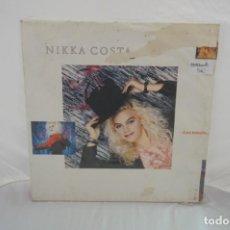 Discos de vinilo: VINILO 12´´ - LP - NIKKA COSTA - LOCA TENTACION / POLYDOR. Lote 254169765