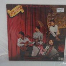 Discos de vinilo: VINILO 12´´ - LP - OLE OLE - CUATRO HOMBRES PARA EVA / HISPAVOX. Lote 254171495