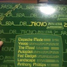 Discos de vinilo: DEPECHE MODE , YAZOO , LANDSCAPE ALGUNO MAS. BUEN DISCO. Lote 254182795