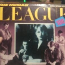 Discos de vinilo: THE HUMAN LEAGUE . M/S . 1ERA ED. Lote 254183740