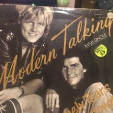 Discos de vinilo: MODERN TALKING M/S . LONELY TEARS IN CHINATOWN. Lote 254184910