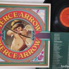 Discos de vinilo: PIERCE ARROW 1977 !! 1º LP, CACTUS,APPALOOSA ,FREE BEER !! GREAT COUNTRY ROCK, EDIC ORG USA TODO EXC. Lote 60194571