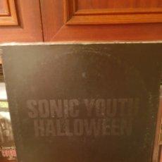 Discos de vinilo: SONIC YOUTH / HALLOWEEN / BLAST FIRST 1986. Lote 254202425