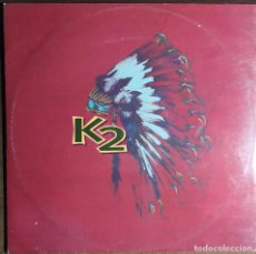 "Discos de vinilo: 12"" K2 - GROSSER BAR - KEY ONE 34300-0 PX02 - GERMANY PRESS - MAXI (VG+/VG++). Lote 254202630"
