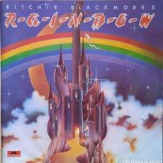 Disques de vinyle: DISCO RAINBOW. Lote 254205635