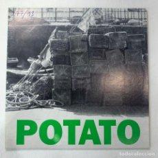 Discos de vinilo: SINGLE POTATO - PURO DERROCHE /JABALÍES - ESPAÑA - AÑO 1993. Lote 254211430