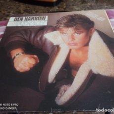 Discos de vinilo: MAXI VINILO DEN HARROW BAD BOY. Lote 254213875