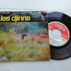 Discos de vinilo: LES DJINNS – MARIE MARIE + 3 EP FRANCIA 1959 VINILO VG/PORTADA VG+. Lote 254218270