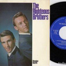 Discos de vinilo: THE RIGHTEOUS BROTHERS - DESENCADENANDO MELODIAS - EP DE VINILO EDICION ESPAÑOLA #. Lote 254222040