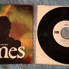 "Discos de vinilo: JAMES - SIT DOWN - SINGLE 7"" EUROPE 1991 - NEAR MINT. Lote 254255455"