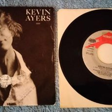 "Discos de vinilo: KEVIN AYERS - AM I REALLY MARCEL - SINGLE 7"" SPAIN 1988 - NEAR MINT. Lote 254256040"
