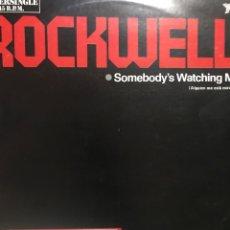 Discos de vinilo: ROCKWELL . CON MICHAEL JACKSON. Lote 254256730