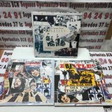 Disques de vinyle: LP THE BEATLES LOTE ANTHOLOGY 1-2-3 LP 9 VINILOS. Lote 254257365