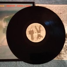 """Discos de vinilo: SURFIN BICHOS - GENTE ABOLLADA E.P. - 12"""" 5 TEMAS SPAIN 1990 - SURFIN' - NEAR MINT - INSERTO. Lote 254258685"""