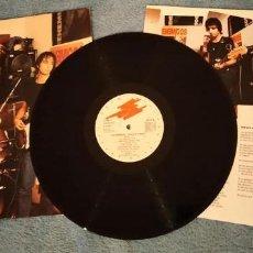 Discos de vinilo: ENEMIGOS - SURSUM CORDA - LP SPAIN 1994 INSERTO - NEAR MINT. Lote 254260005