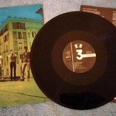 Discos de vinilo: LAS RUEDAS - MINI LP DEBUT 1986 INSERTO - NEAR MINT. Lote 254260830