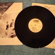 Discos de vinilo: LA DAMA SE ESCONDE - LA TIERRA DE LOS SUEÑOS - LP SPAIN 1987 INSERTO - NEAR MINT. Lote 254265835