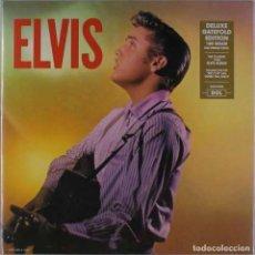 Discos de vinilo: ELVIS PRESLEY * 1956 * LP 180 GRAM HQ VIRGIN VINYL CARPETA GATEFOLD * PRECINTADO * EDICIÓN LIMITADA. Lote 254267600