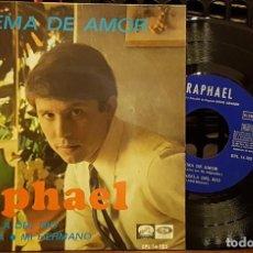 Discos de vinilo: RAPHAEL - ACUARELA DEL RIO. Lote 254270435