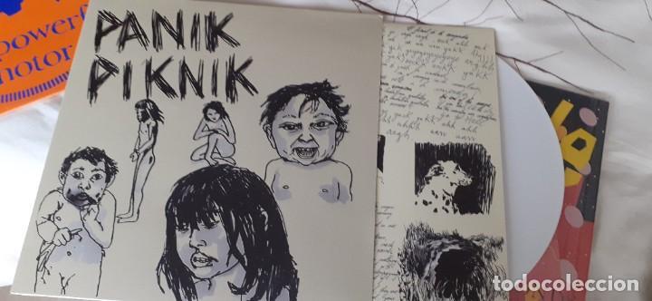 Discos de vinilo: THE PANIKS Panik piknik - Foto 2 - 254272785
