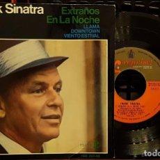 Discos de vinilo: FRANK SINATRA - EXTRAÑOS EN LA NOCHE. Lote 254272855