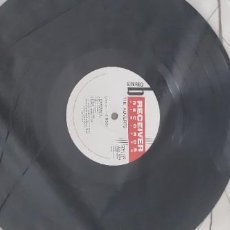 Discos de vinilo: THE ADVERTS LIVE AT THE ROXY CLUB SOLO LP NO PORTADA. Lote 254273550