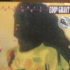 Discos de vinilo: EDDY GRANT ELECTRIC AVENUE . MADE IN ENGLAND . UNICO INGLES CREO .. Lote 254278385