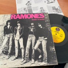 Discos de vinilo: RAMONES (ROCKET TO RUSSIA) LP ESPAÑA 1980 (B-27). Lote 254283890