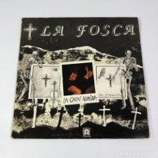 Discos de vinilo: LP - LA FOSCA - LA CARN HUMIDA (1990) VINILO EXCELENTE. Lote 254286950