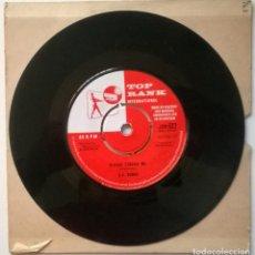 Discos de vinilo: U.S. BONDS. PLEASE FORGIVE ME/ NEW ORLEANS. TOP RANK, UK 1960 SINGLE. Lote 254287465